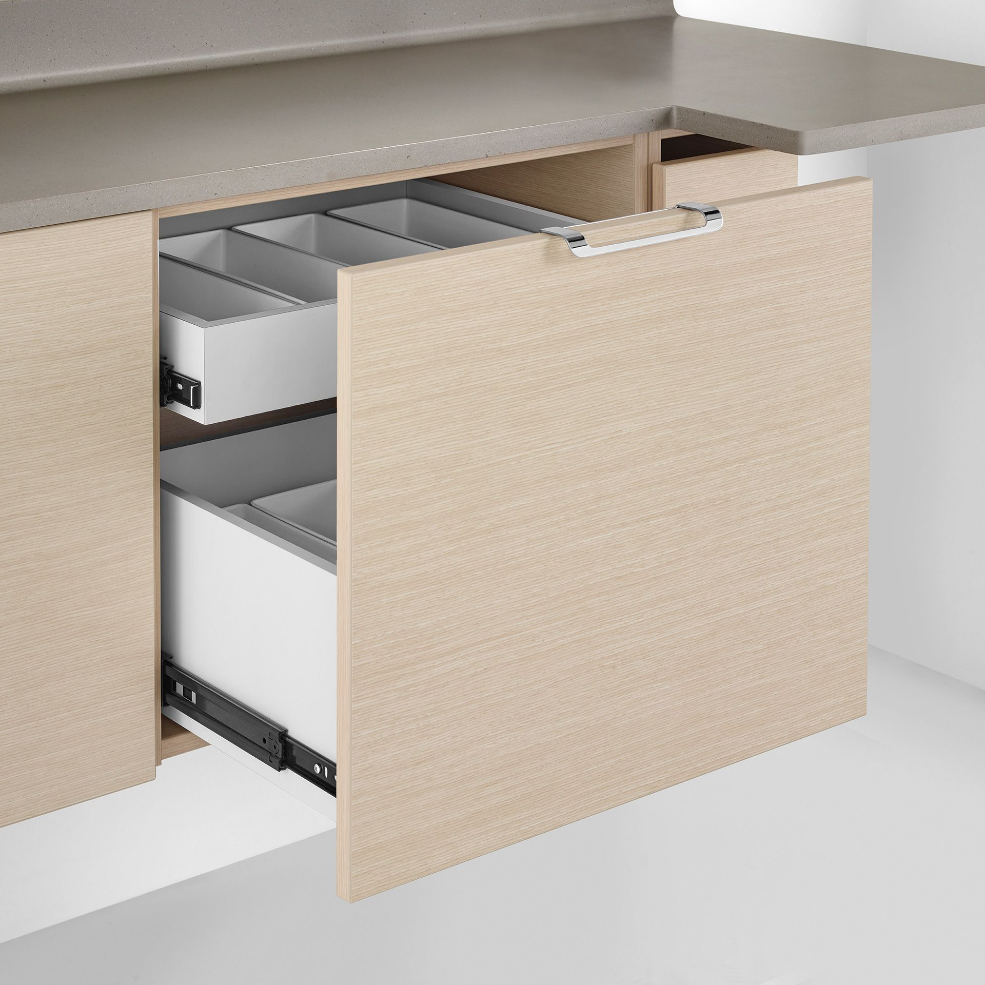 CABINET RANK: The seemingly limitless versatility of Herman Miller's new Mora line